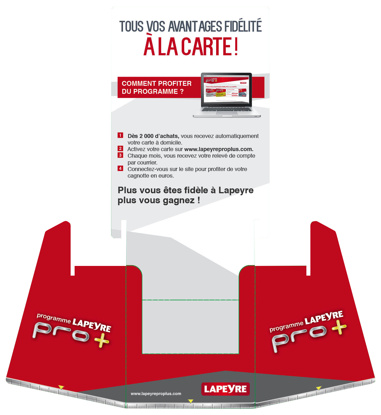 Packaging lapeyre