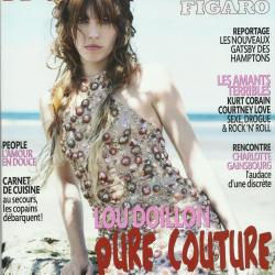 Catalogue figaro couverture