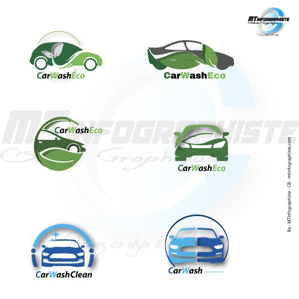 Logo car wach