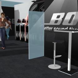 3D Stand bose