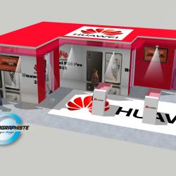 Stand 3D Huawei